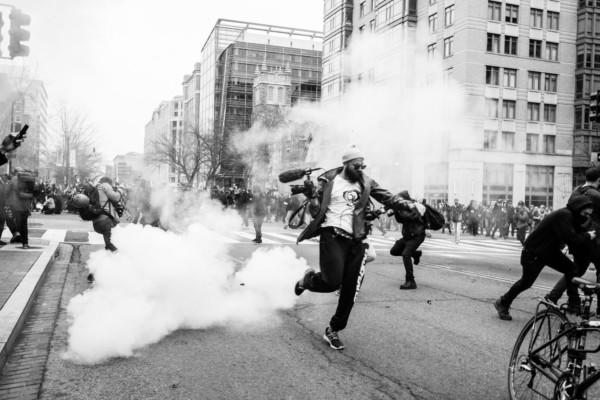 Un-Presidented – Fotografia de protest